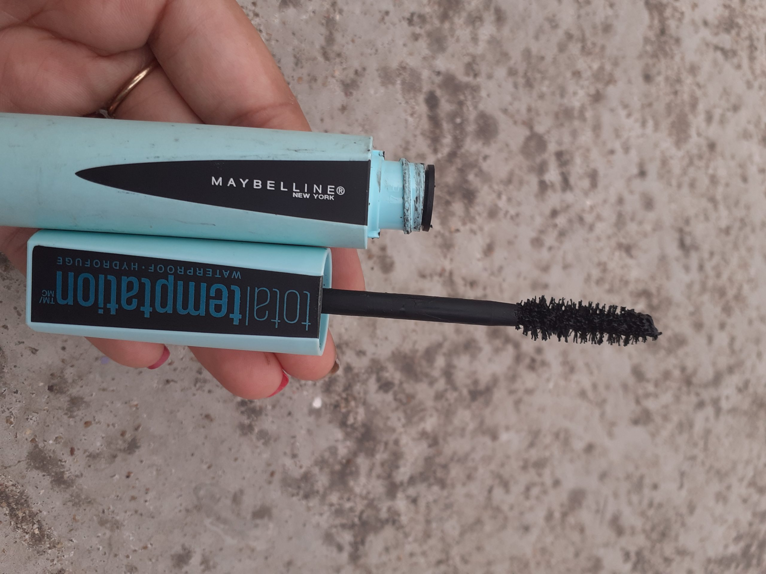 Maybelline Total Temptation Mascara- Waterproof Review [2020]