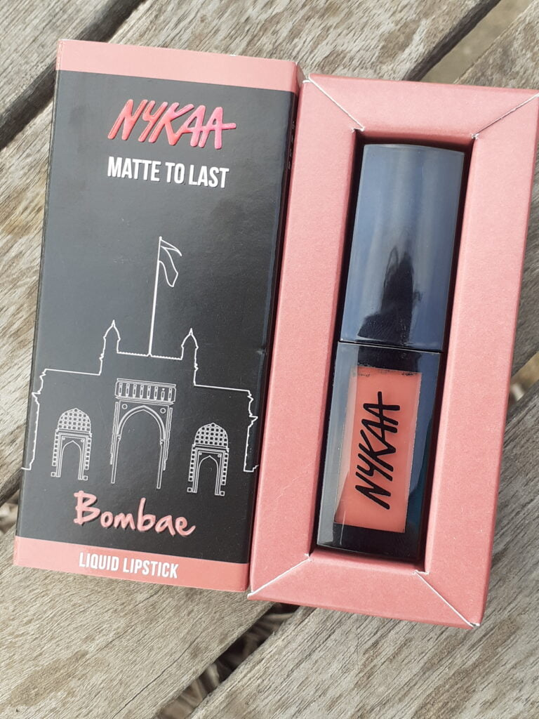 Nykaa Matte to Last Liquid Lipstick
