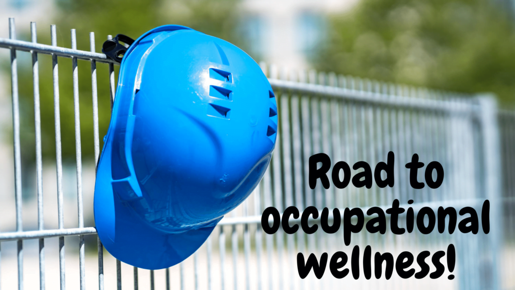 Occupational Wellness