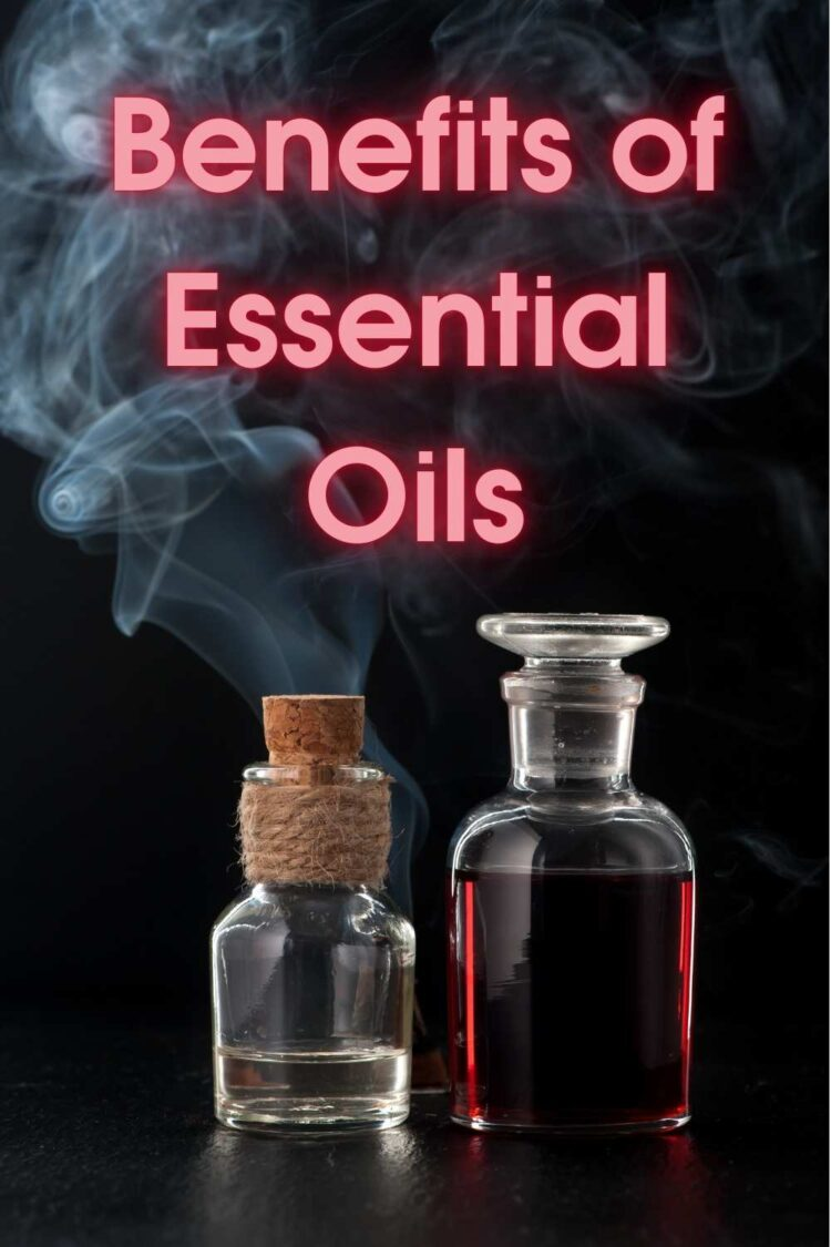 EBenefits of Essential Oils 1