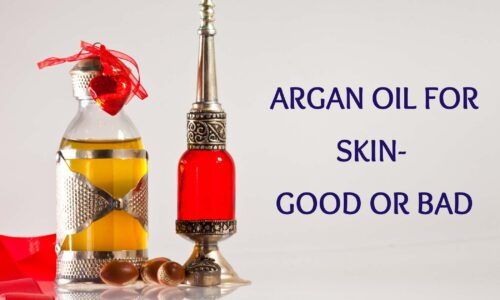 Argan Oil for Skin Good or Bad
